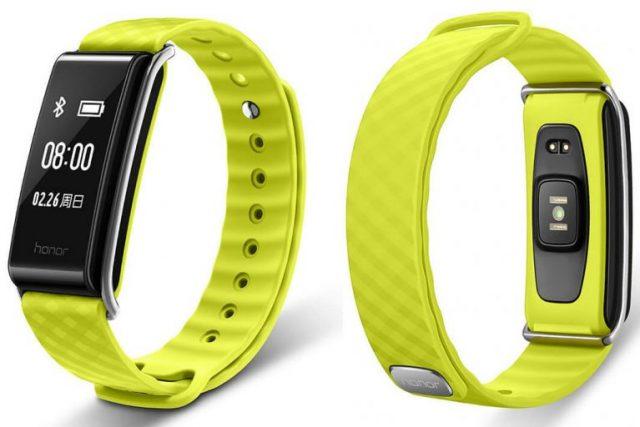 Представлен фитнес-браслет Honor A2 Smartband