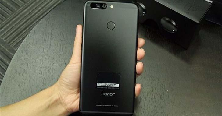 Honor 9 с процессором Kirin 960 замечен на сайте TENAA