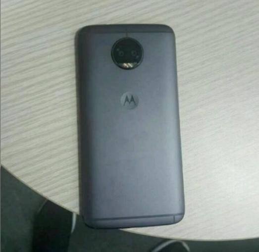 """Опубликованы первые """"живые"""" фото Moto G5S Plus"""