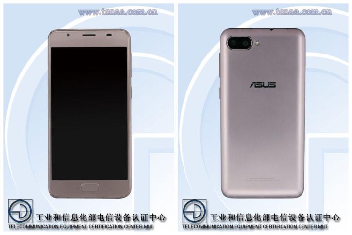 Asus готовит недорогой смартфон с двойной камерой