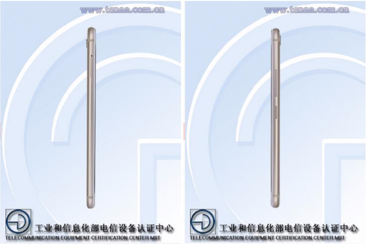 Раскрыты внешний вид и характеристики Vivo X9s Plus