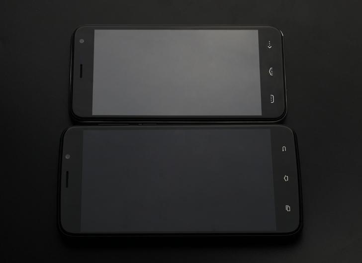 UHANS A6 получит дисплей с технологией полного ламинирования
