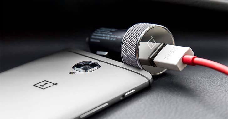 Аккумулятор OnePlus 5 будет полностью заряжаться за 30 минут