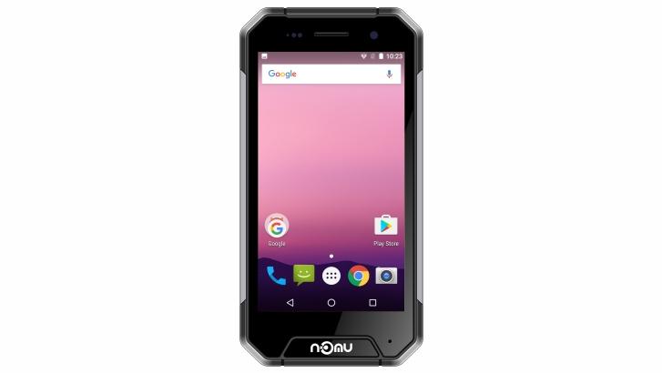 В июне Nomu выпустит еще один защищенный смартфон