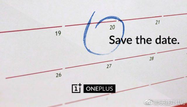 OnePlus 5 могут показать 20 июня