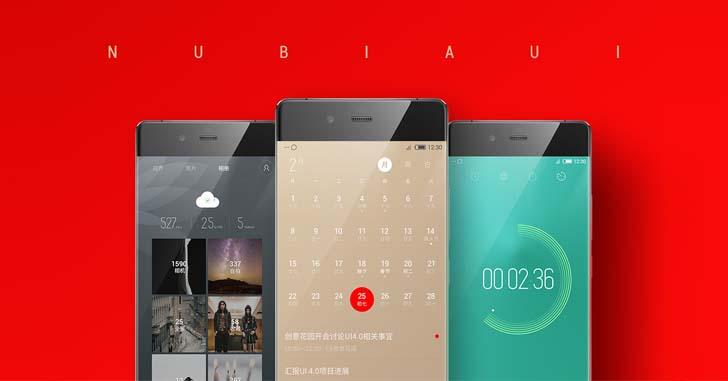 Готовится к релизу фирменная надстройка Nubia UI 5.0