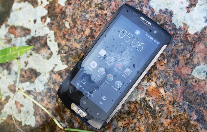 Начинается предзаказ самого мощного защищенного смартфона – Blackview BV8000 Pro