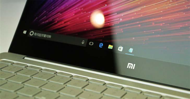 Xiaomi готовит обновленный Mi Notebook Air 13,3