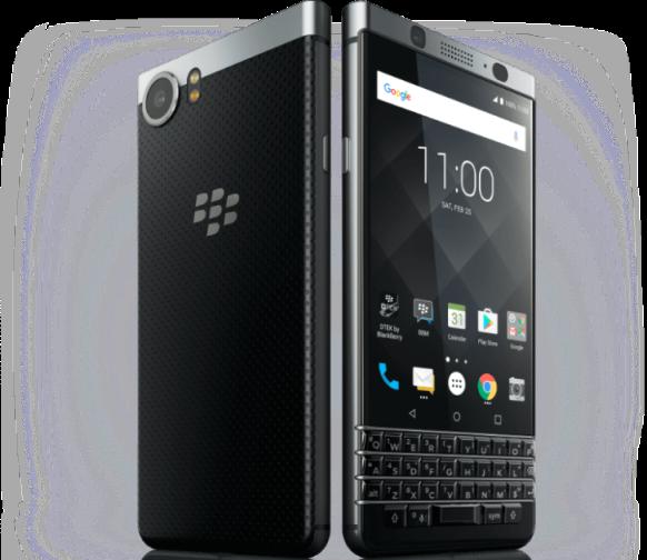 Экран Blackberry KEYone держится на честном слове