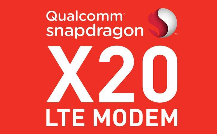 Технологии: процессор Snapdragon 845 получит модем X20 LTE