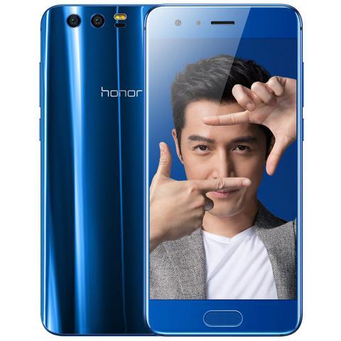Официально показан Huawei Honor 9