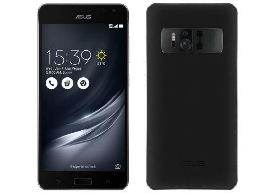 Asus Zenfone AR поступил в продажу