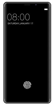 Doogee Mix Plus получит встроенный в экран сканер отпечатка пальца