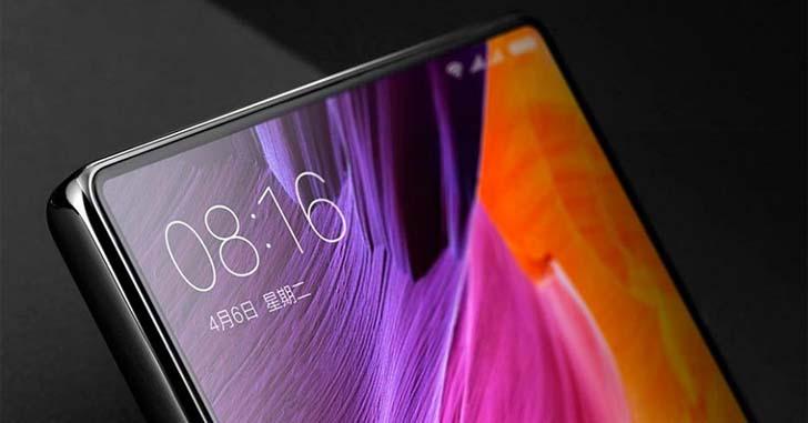 Первая техническая информация о Xiaomi Mi Mix 2