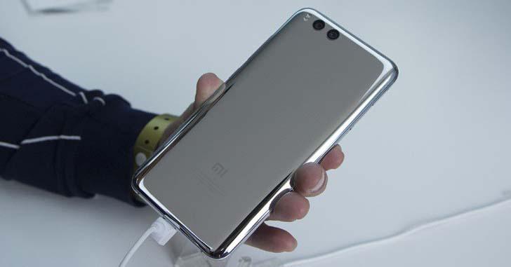 Версия Xiaomi Mi6 Silver Edition останется инженерным образцом