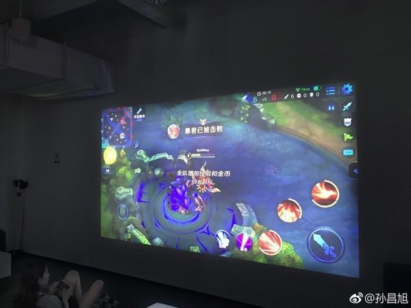 Следующим товаром Xiaomi/MIJIA будет проектор?
