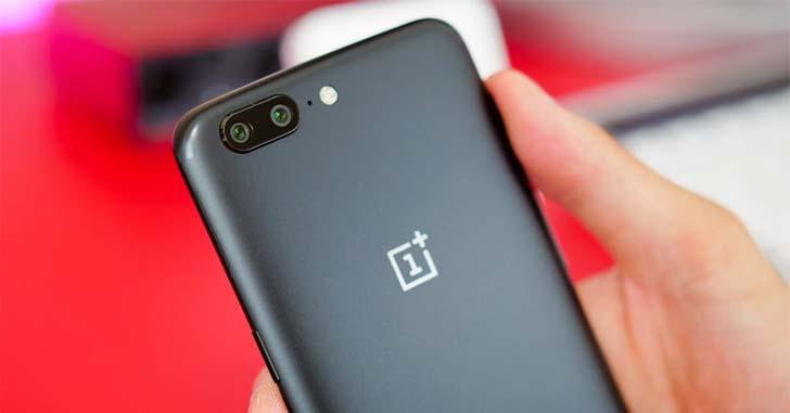 OnePlus 5 получил первое обновление OxygenOS 4.5.2