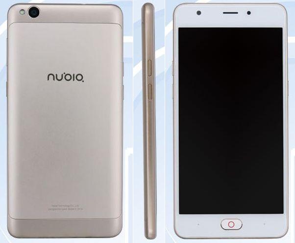 На сайте TENAA замечен смартфон ZTE Nubia NX907J