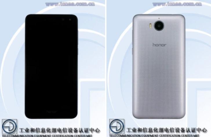 В TENAA замечен бюджетный смартфон Honor