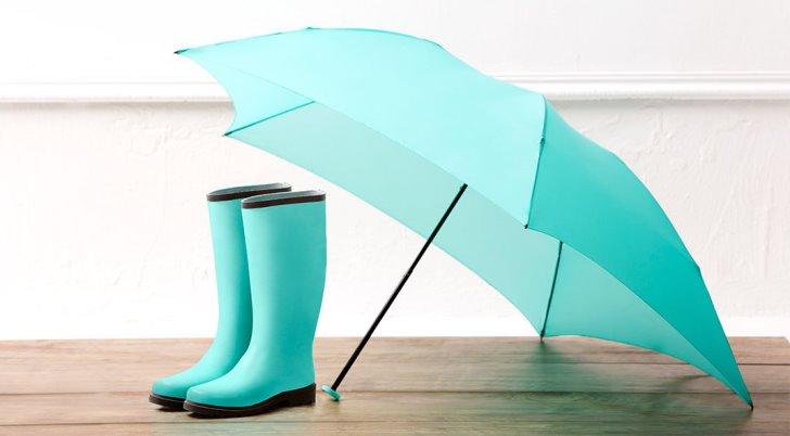 Xiaomi выпустила зонтик массой всего 85 г