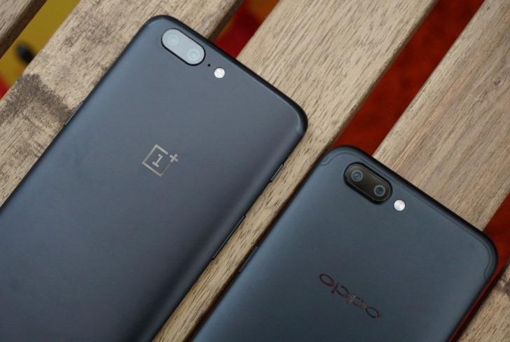 OnePlus 5 – копия Oppo R11 или нет?