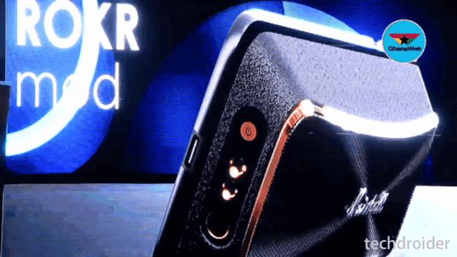 Lenovo готовит новые модули Moto Mods для смартфонов Moto Z
