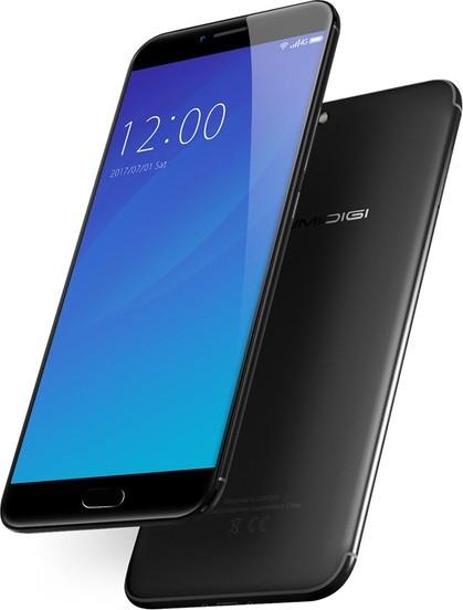 Представлен смартфон Umidigi C Note 2 в металлическом корпусе