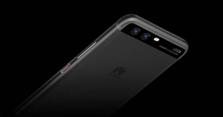 Компания Huawei зарегистрировала торговую марку Huawei P20