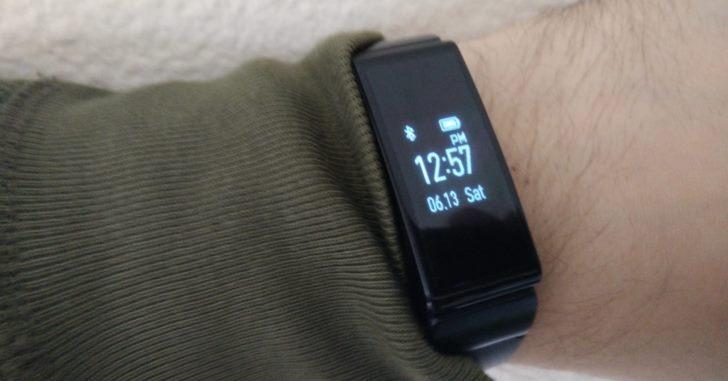 Huawei готовит новый TalkBand