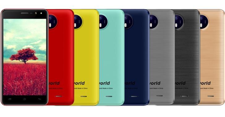Vkworld предлагает смартфон с 2 ГБ RAM и камерой Sony IMX149 за $55,99
