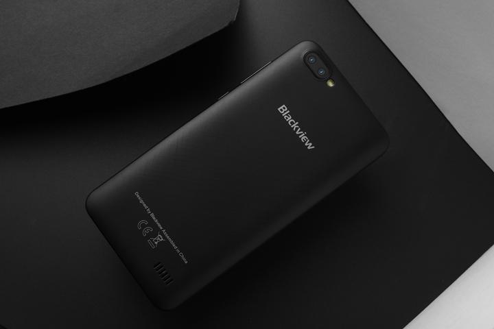 Blackview скоро выпустит недорогой смартфон A7