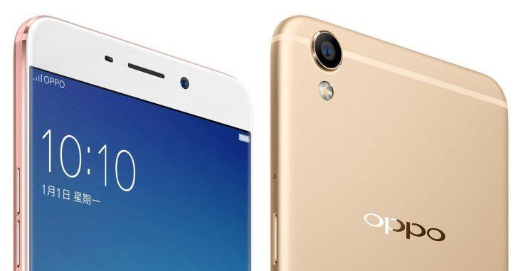 Oppo опережает другие бренды в одном из сегментов смартфонов