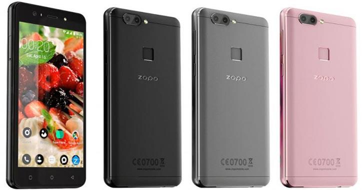 Состоялся официальный анонс смартфона Zopo Speed X
