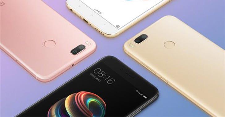 Xiaomi показала смартфон Mi5X на официальном видео