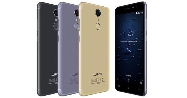 Анонсирован смартфон Cubot Note Plus с 5,2-дюймовым дисплеем