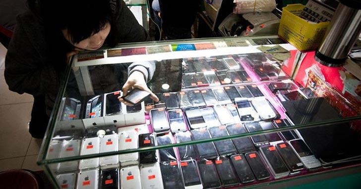 Китайцы теснят Samsung и Apple на своем рынке смартфонов