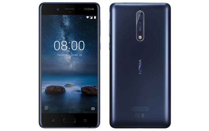 Флагманский Nokia 8 может быть представлен 16 августа
