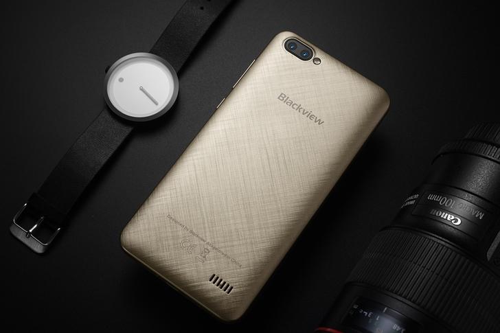 Один из самых доступных смартфонов Blackview – еще дешевле!