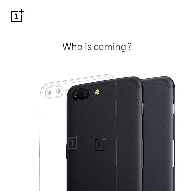 Флагманский OnePlus 5 получит еще один цветовой вариант