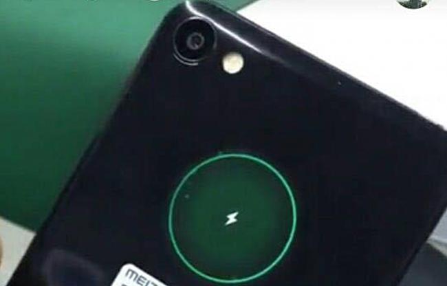 Meizu X2 может получить дополнительный круглый экран