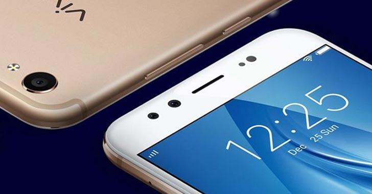 Смартфон с непонятным названием Vivo Vivo 1717 замечен в Geekbench