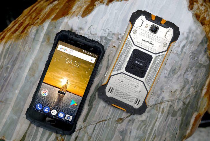 Ulefone раскрыла все сведения о смартфоне Armor 2