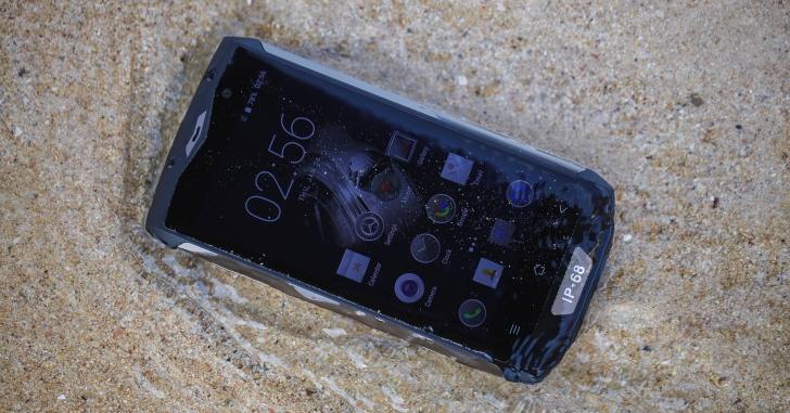 Blackview BV8000 Pro – один из лучших водонепроницаемых смартфонов