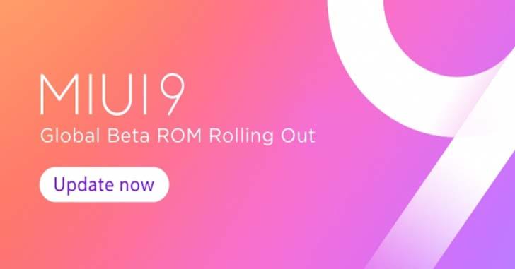 Для Xiaomi Mi6 и Redmi Note 4/4X вышла глобальная бета-версия MIUI 9