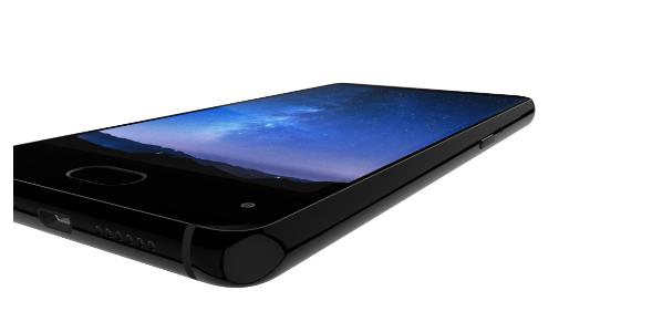 Компания Uhans готовится выпустить свой безрамочный смартфон