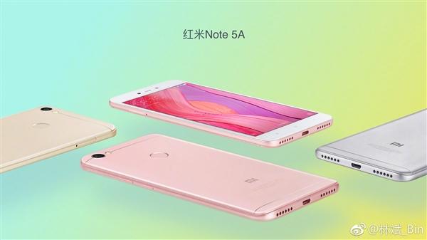 Стала известна дата выхода Xiaomi Redmi Note 5A