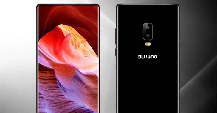 Безрамочный смартфон Bluboo S2 получит четыре камеры