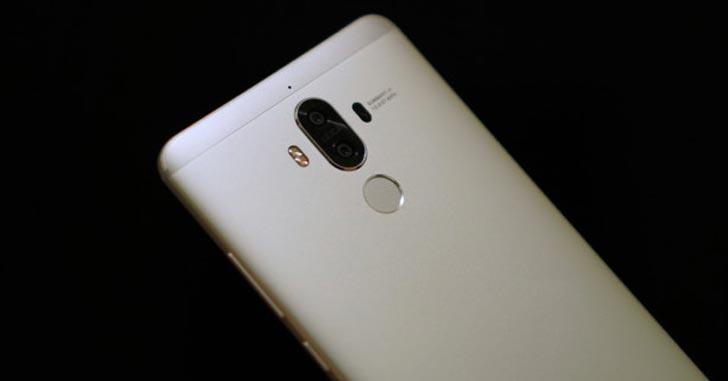Huawei Mate 9 сильно дешевеет в связи со скорым выходом Mate 10