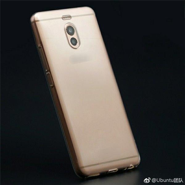 Meizu M6 Note предстал на новых изображениях