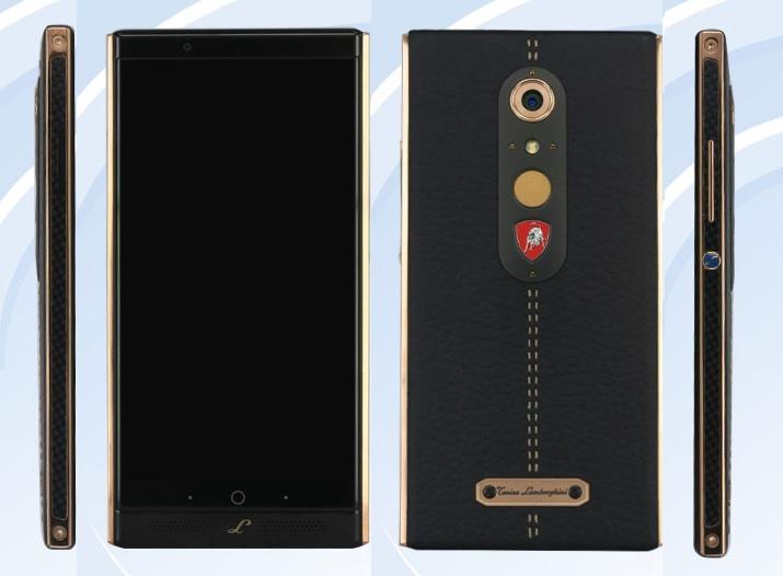 ZTE готовит смартфон совместно с Lamborghini
